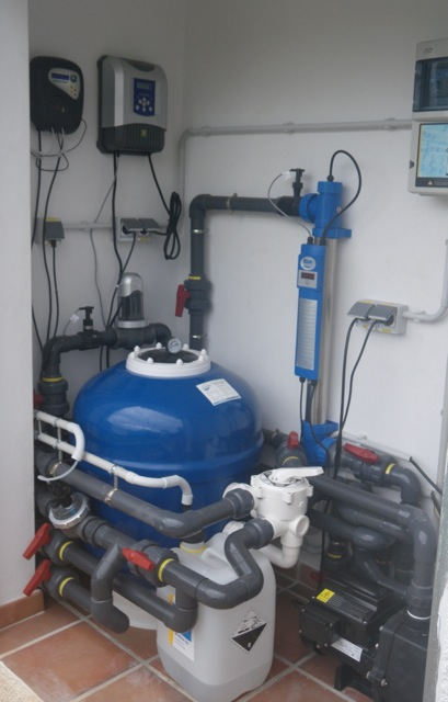 Swimming Pool Filtration Systems Amp Filter Install In Costa