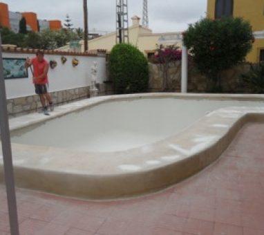 Swimming pool repair restoration in costa blanca spain - Swimming pool repairs costa blanca ...