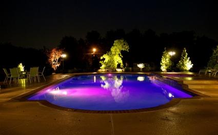 Swimming Pool Led Lights, Costa Blanca, Spain | Pool Fix