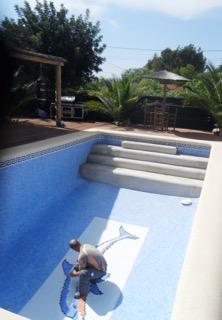 Cumbre Del Sol Swimming Pool