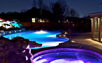 LED Swimming Pool Lighting In Moriara